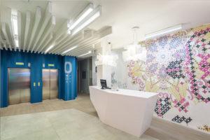 projektowanie hoteli - IBIS LVIV - lobby - EC5 Architekci
