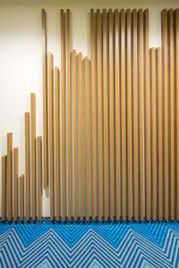 projektowanie hoteli - IBIS LVIV - korytarz - EC5 Architekci